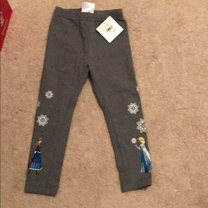 New Hanna leggings with frozen characters